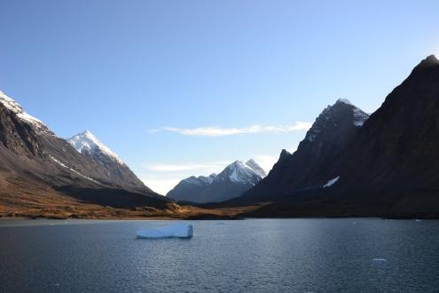 Kangerdlugssuaq Fjord | Photo © 2015 Mathieu Robert