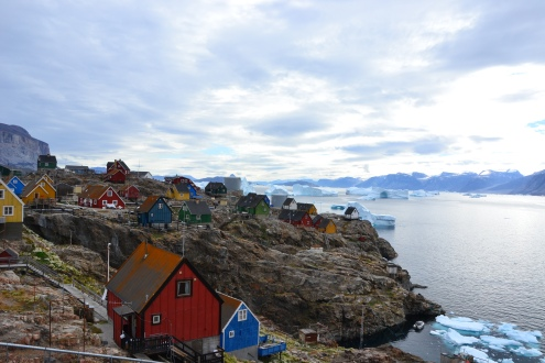 Uummannaq | Photo © 2015 Mathieu Robert