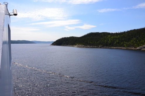 Fjord du Saguenay | Photo © 2016 Mathieu Robert