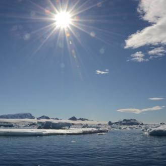 Antarctique | Photo © 2017 Mathieu Robert